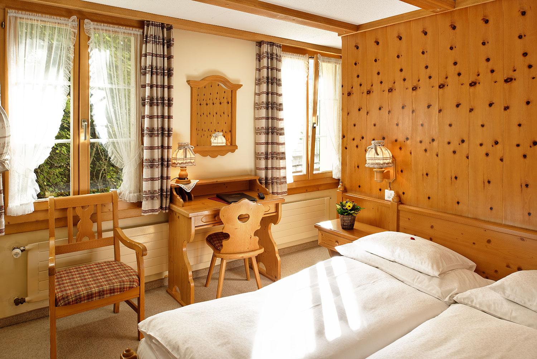 Hotel Alpenrose Backoffice
