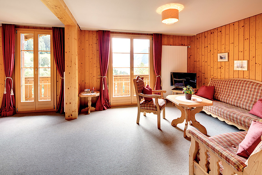 Hotel Alpenrose Backoffice